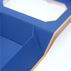 Shopping Packaging Paper Box With Window