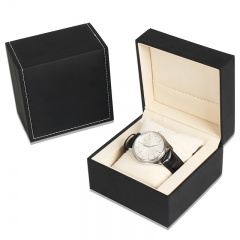 High Class PU Leather Watch Box